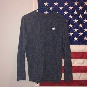 Adidas men's long sleeved t-shirt